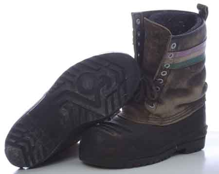 1970's vintage Arctic Cat Racing Boots Widowmakers