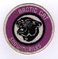 Arctic Cat 1970's patch