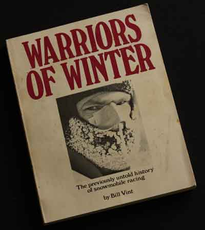Warriors of Winter - soft cover book